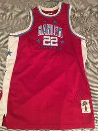 Harlem Globetrotters Curly Neal jersey  Arlington Heights, 60004