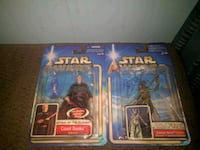 Star Wars action figures sealed mint  Maple Ridge, V4R 1K7