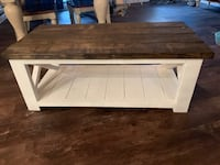 100% Handmade Coffee Table