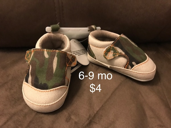 a5bd173aec1f3 Used 6-9 mo shoes for sale in Panama City Beach - letgo