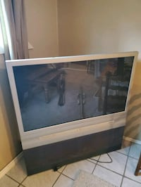 Older big screen tv