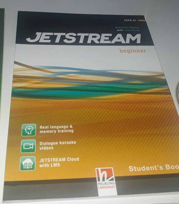 Jetstream beginner + Kickstart Your English 032287e2-6d48-4ab0-bb4a-989e925cceb3