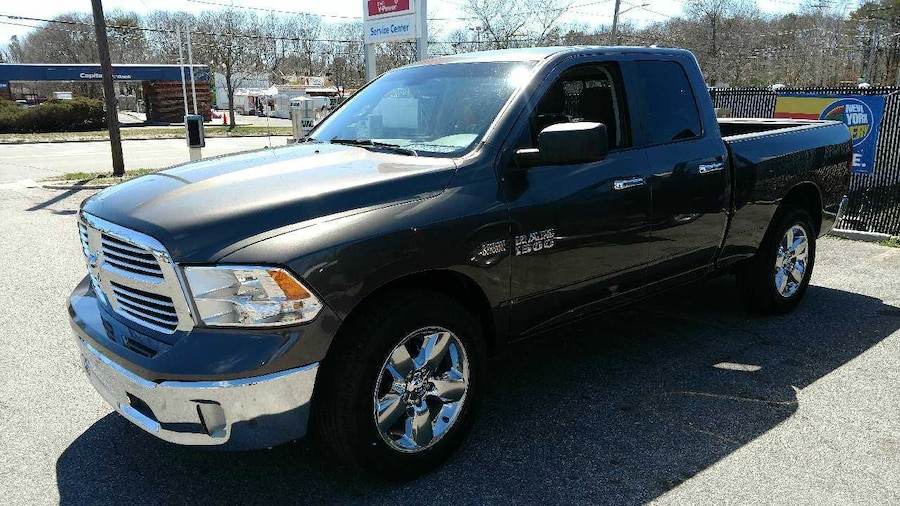 used 2016 dodge ram 1500 big horn in new york. Black Bedroom Furniture Sets. Home Design Ideas