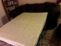 white and black bed mattress Richmond, 94804