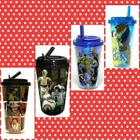 Star Wars,Beauty & the Beast & Avengers Cold Cups Nashville, 37204