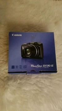 Canon powershot SX130is  with sd card Coos Bay, 97420