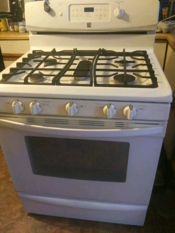 Kenmore Gas Cook Range with convection oven f0ad4ffd-9ca4-4c87-83dc-a64759c131d2