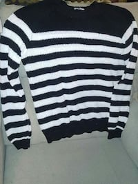 Old Navy Large Striped Sweater