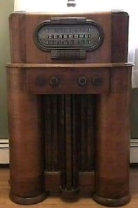 RCA Victor radio works great could used refinished Dayton, 45403