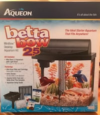 New fish tank kit Hamilton, L8B 0P8