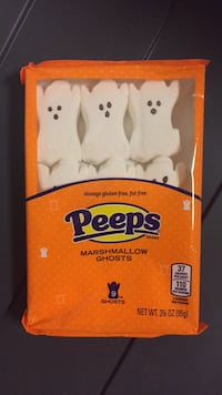 Ghost Peeps Washington, 20010