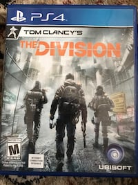 PS4 Tom Clancy' The Division Somerville, 02144