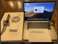 MacBook Pro 2015 15 Inches With Touch Bar Bowie, 20721