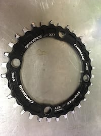 Chromag narrow wide chain ring 32t