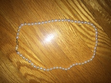 Peoples Pearl Necklace