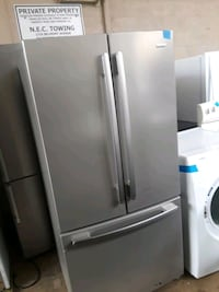 33q Kenmore French doors refrigerator excellent co Baltimore, 21223
