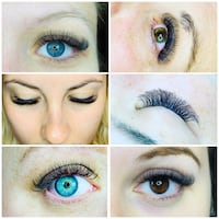 Lash extensions  London