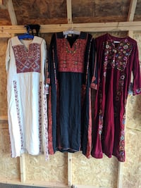 Palestinian Vintage Hand Embroidered Clothing Stafford, 22554