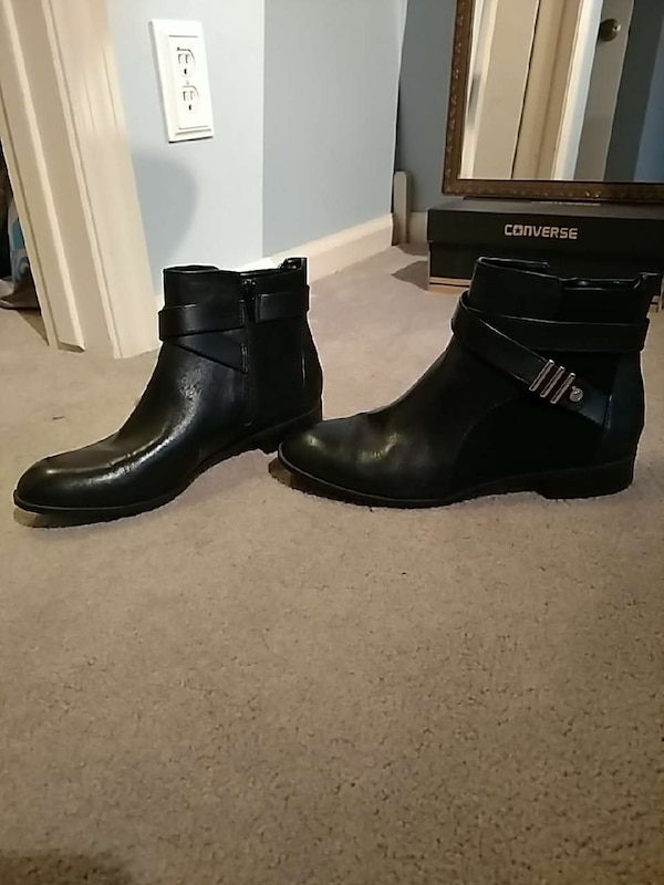 new style store autumn shoes Used Anne Klein Ankle Boots for sale in Omaha - letgo