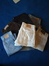 lotto di jeans assortiti
