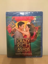 Crazy Rich Asians BNIB Toronto, M6M