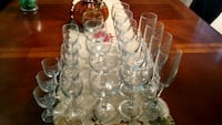 Wine glasses and Drinking Glasses Glendale, 85304