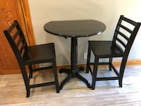 Bistro Table and Bar Stools Austin, 78751