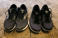 two pairs of black and gray low-top sneakers Fort Collins, 80526