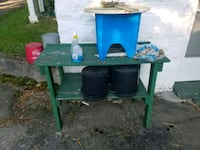 Free outdoor work desk Johnstown, 15902