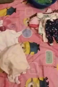 Carters 0 to 6 months girl clothes Detroit, 48234