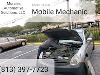 mobile mechanic  Brooksville