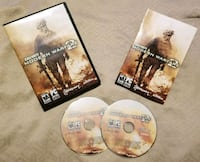 CALL OF DUTY MODERN WARFARE 2 UP FOR SALE OR TRADE Cambridge