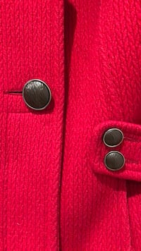 SOIA & KYO/ M/ Red / Mid Length / Winter Coat/ Gently Worn/ Almost New Toronto, M3H 1A6