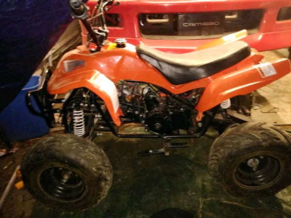 Chinese Atv For Sale >> Chinese Atv 110cc