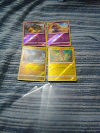 2 uncommon and 2 common cards Paramount, 90723