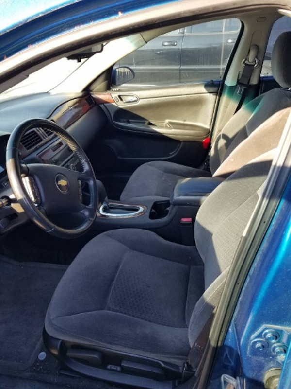 Used 2010 Blue Chevy Impala For Sale In Omaha Letgo