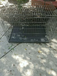 Large 2 door PetCo Dog Crate Burke