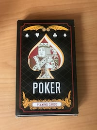 Carte poker giganti