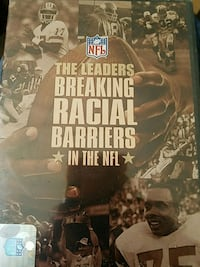 the leaders breaking racial barriers in the NFL DVD Cary, 27511