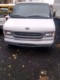 Ford - E-250 -1998 work van with wenc