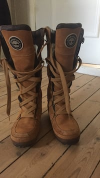 Timberland winter boots woman. Used only few times. Good quality. No damages. Stavanger, 4014
