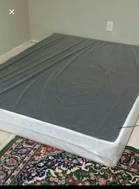 Queen size new box springs