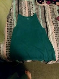 Medium Blue Tank Top Carlisle, 17015
