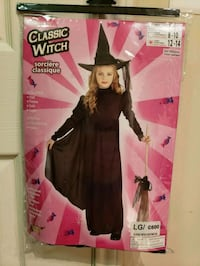 Witch Costume, size 12-14 Ashburn, 20148