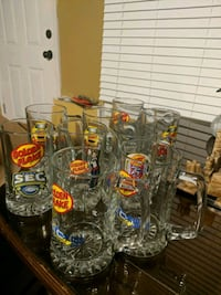 Golden Flake collector glass mugs.make an offer Albany, 31721