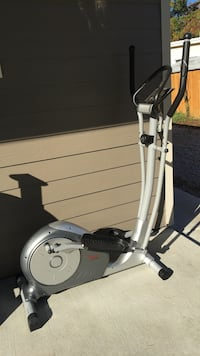 gray and black elliptical trainer Portland, 97216