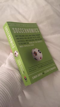 Soccernomics Simon Kuper book