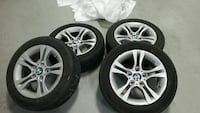 Bmw.rims summer.package good tread!!!!!