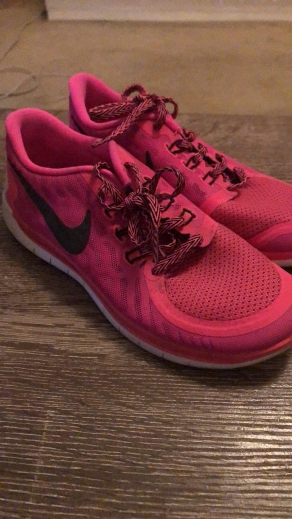 Almost new Nike shoes