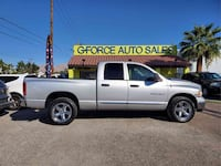 2005 Dodge Ram 1500 Quad Cab for sale Las Vegas